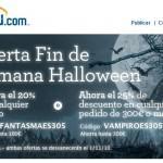 Nuggets de Mercadeo:  Lulu.com y su estrategia promocional de Halloween