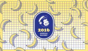 Mailchimp Annual Report 2016