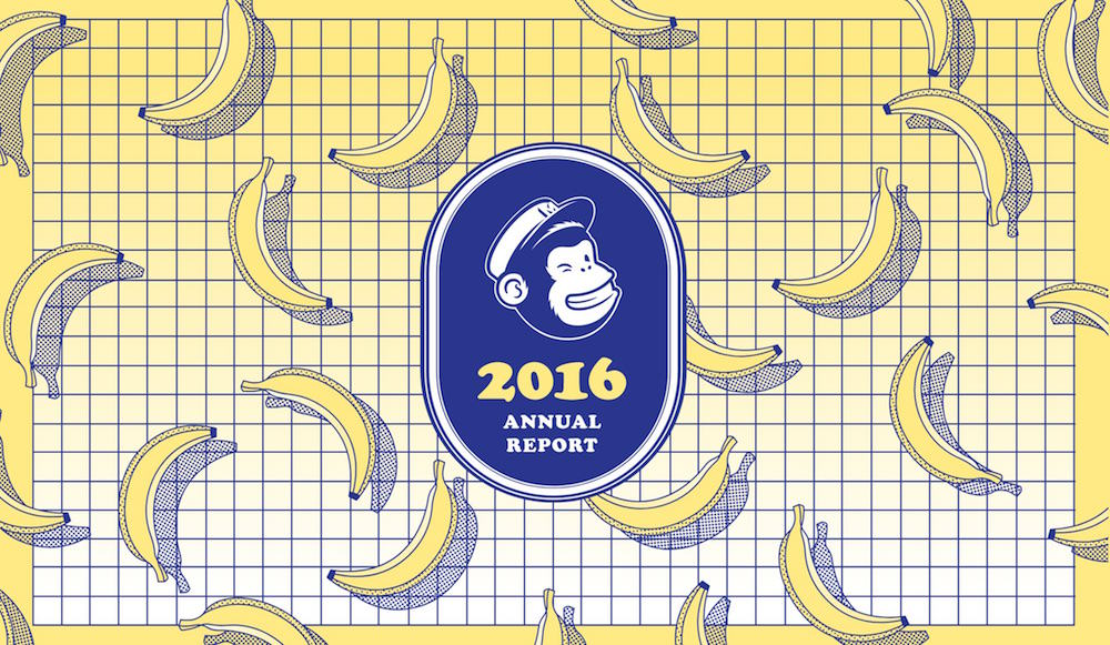Mailchimp Annual Report 2016