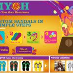 Nuggets de Mercadeo: Sandalias Havaianas personalizadas