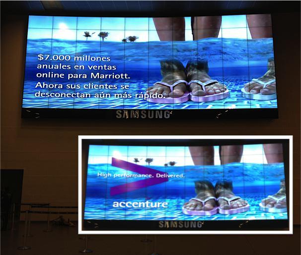 Accenture no dice, demuestra su diferencial con nombre y apellido. $7.000 millones en ventas anuales online para su cliente Marriot.