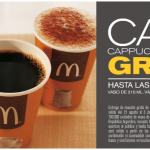 Nuggets de Mercadeo: Café gratis en McDonald's