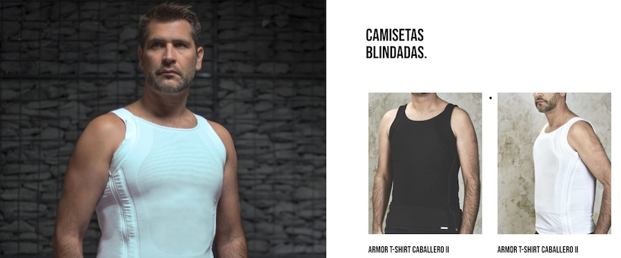 Miguel Caballero Armor T-Shirt