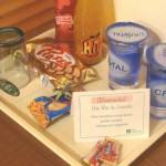Nuggets de Mercadeo:  Minibar de cortesía en el Hotel Cuellar's de Pasto