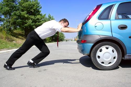 Negocio sin marketing es como carro sin gasolina