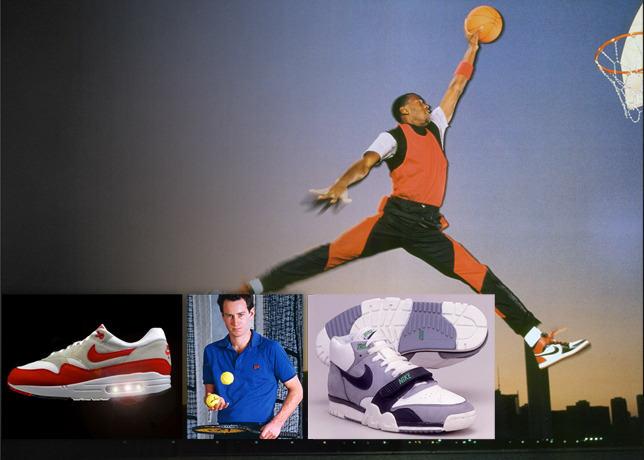 historia de zapatos nike