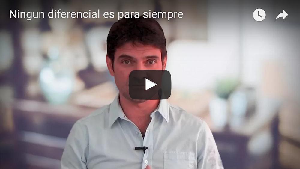 Ningun diferencial es para siempre (video)