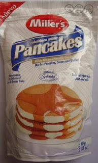 Pancakes con Splenda