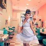 Ejemplos de Marketing: Peggy Sue's, comida americana estilo años 50