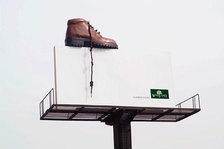 Zapatos para escalar