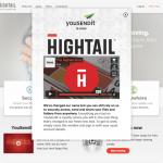 Nuggets de Mercadeo: De YouSendIt a Hightail. Ideas para hacer una transición de marca