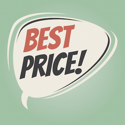 Por qué los vendedores bajan el precio
