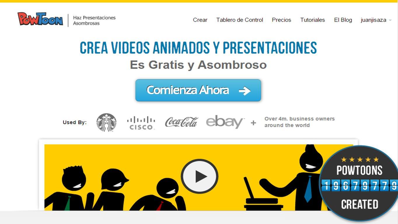 12 herramientas para crear videos animados for Programas para disenar piscinas gratis