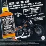 Nuggets de Mercadeo:  Asociación promocional de Jack Daniel's con Harley Davidson