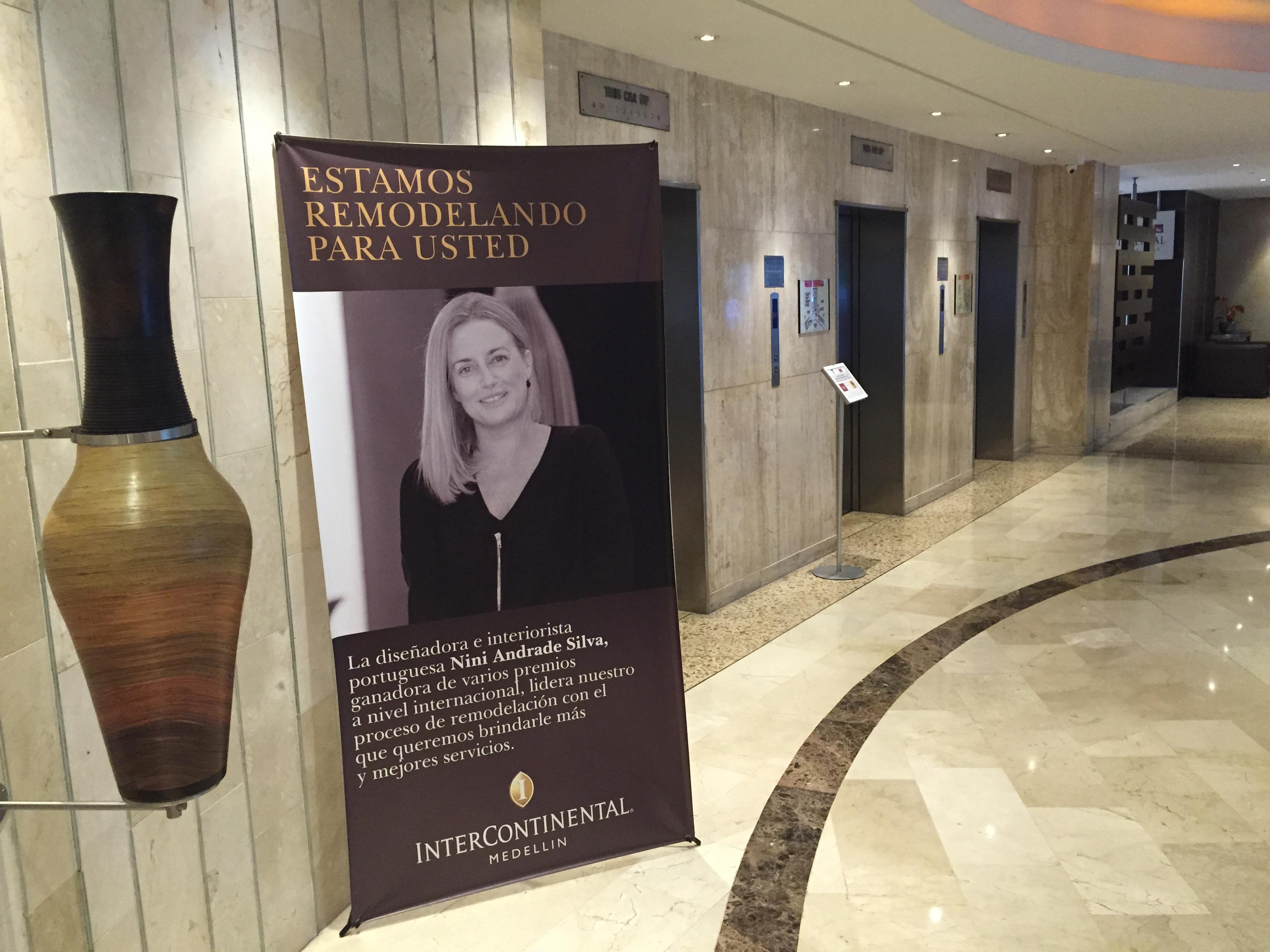 Remodelacion Intercontinental Medellin