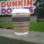 Nuggets de Mercadeo: Dunkin' Donuts + Sensodyne = Sensibilidad con el café