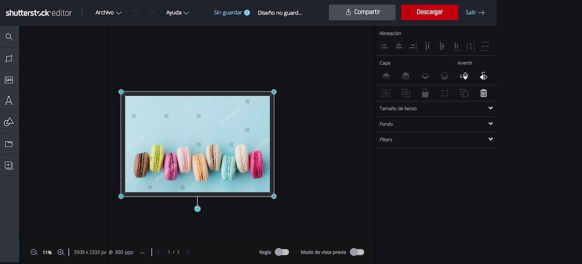 Shutterstock editor 2