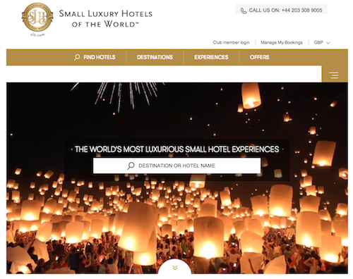 10 interesantes ejemplos de especializaci n en diferentes for Small leading hotels of the world