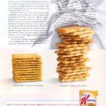 Nuggets de Mercadeo:  Publicidad comparativa 90 calorías para disfrutar