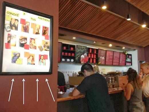El diferencial de Starbucks es la experiencia que refleja en los pequeños detalles. Exalta la vida personal de su equipo de trabajo generando una conexión diferente con sus clientes.