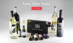 Tasting Room wine