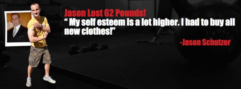 Testimonial The Fix Gym