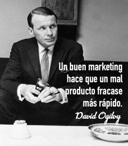 Un buen marketing hace que un mal producto