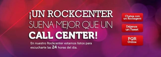 Virgin RockCenter