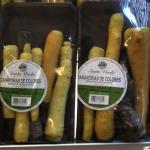 Nuggets de Mercadeo: Zanahorias de colores, ¿reempacando el inventario de baja rotación?