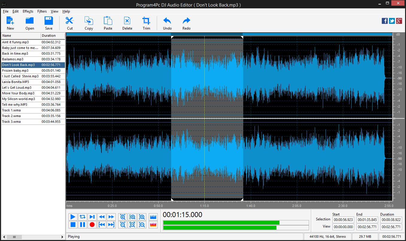 dj-audio-editor