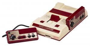 Video consola Famicom: la versión japonesa de la que en occidente se conocería como la NES: el gran salto de Nintendo