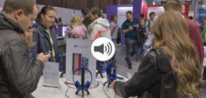 ferias comerciales audio