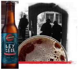 Cerveza Ley Seca Cerveceria Clandestina