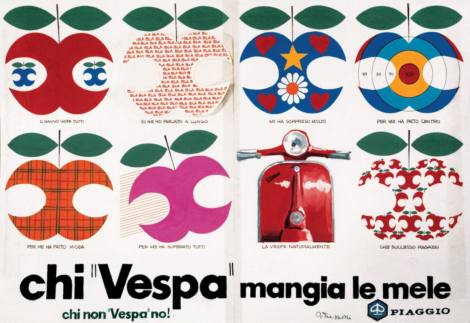 Una de las tantas piezas impresas que se usaron durante la época visualmente basada en el neodadaismo, estilo usado dentro del movimiento hippie