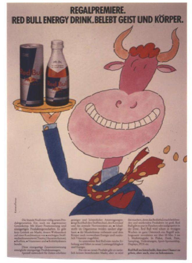 Primer Anuncio Red Bull