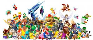 Personajes Nintendo
